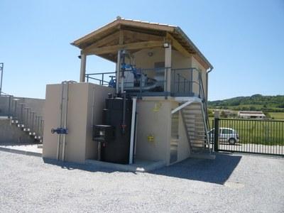 Agrandissement de la Capacité de la Station d'épuration de Castelnaudary