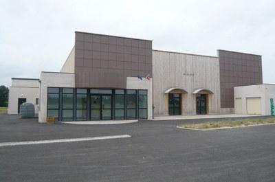 Salle polyvalente de Villesequelande